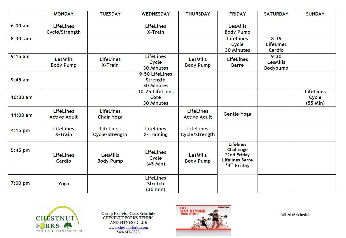 jpeg class schedule