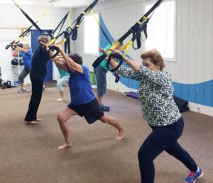 Samll Group TRX Classes Warrenton, VA